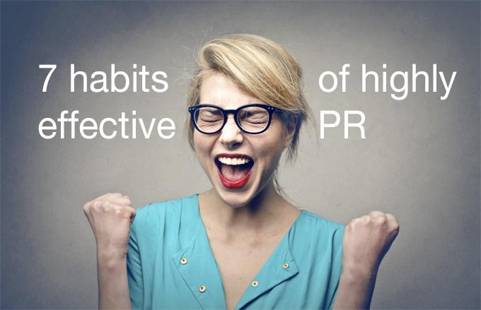 highly effective PR