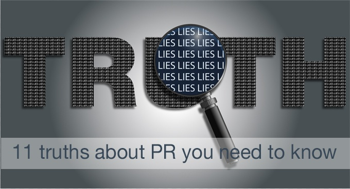 truths about PR