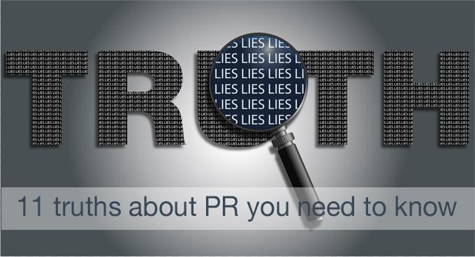 truths about PR